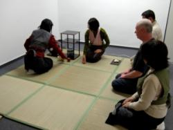 Unterricht im Japanischen Kulturzentrum